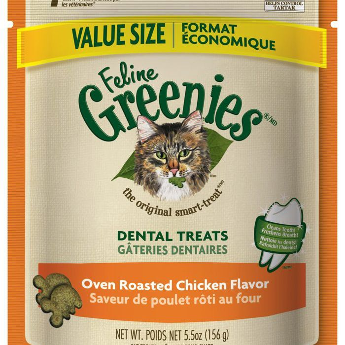 Greenies Feline Dental Cat Treats
