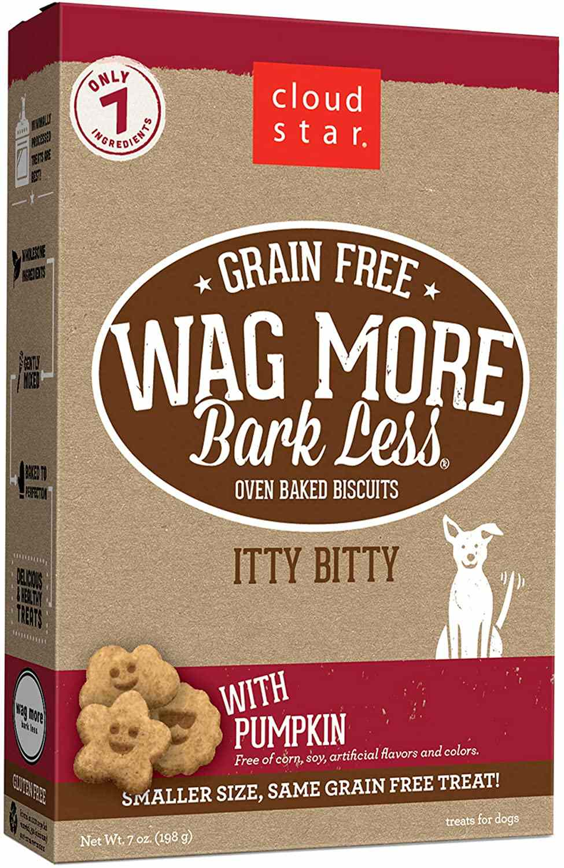 Wag More Bark Less Itty Bitty Dog Treats