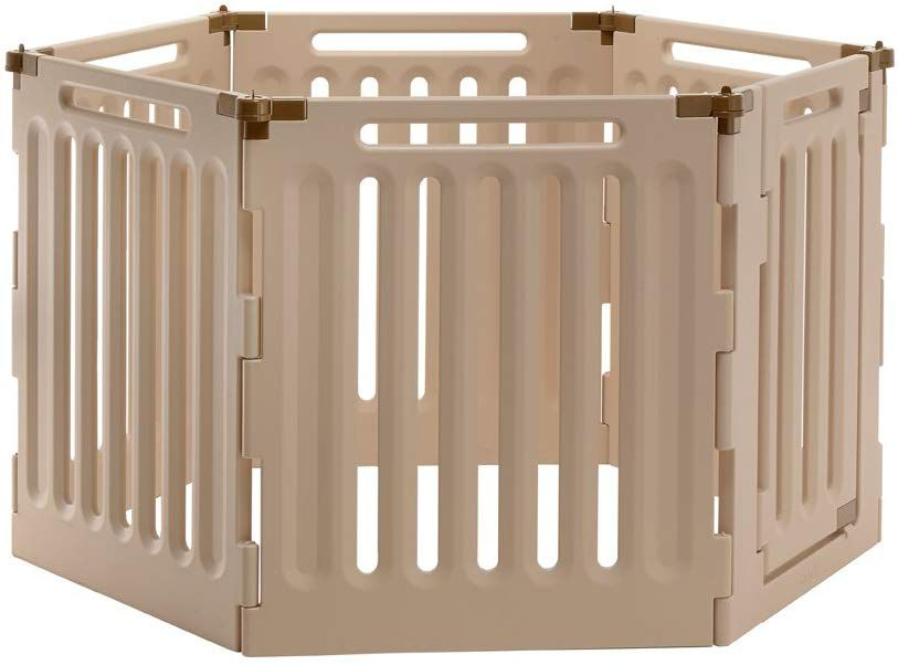 Richell Convertible Pet Playpen