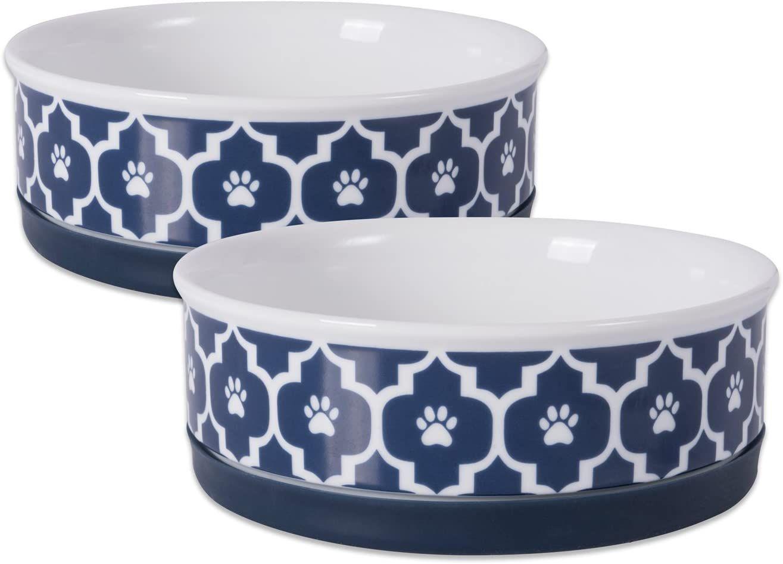 Bone Dry Ceramic Dog Bowl