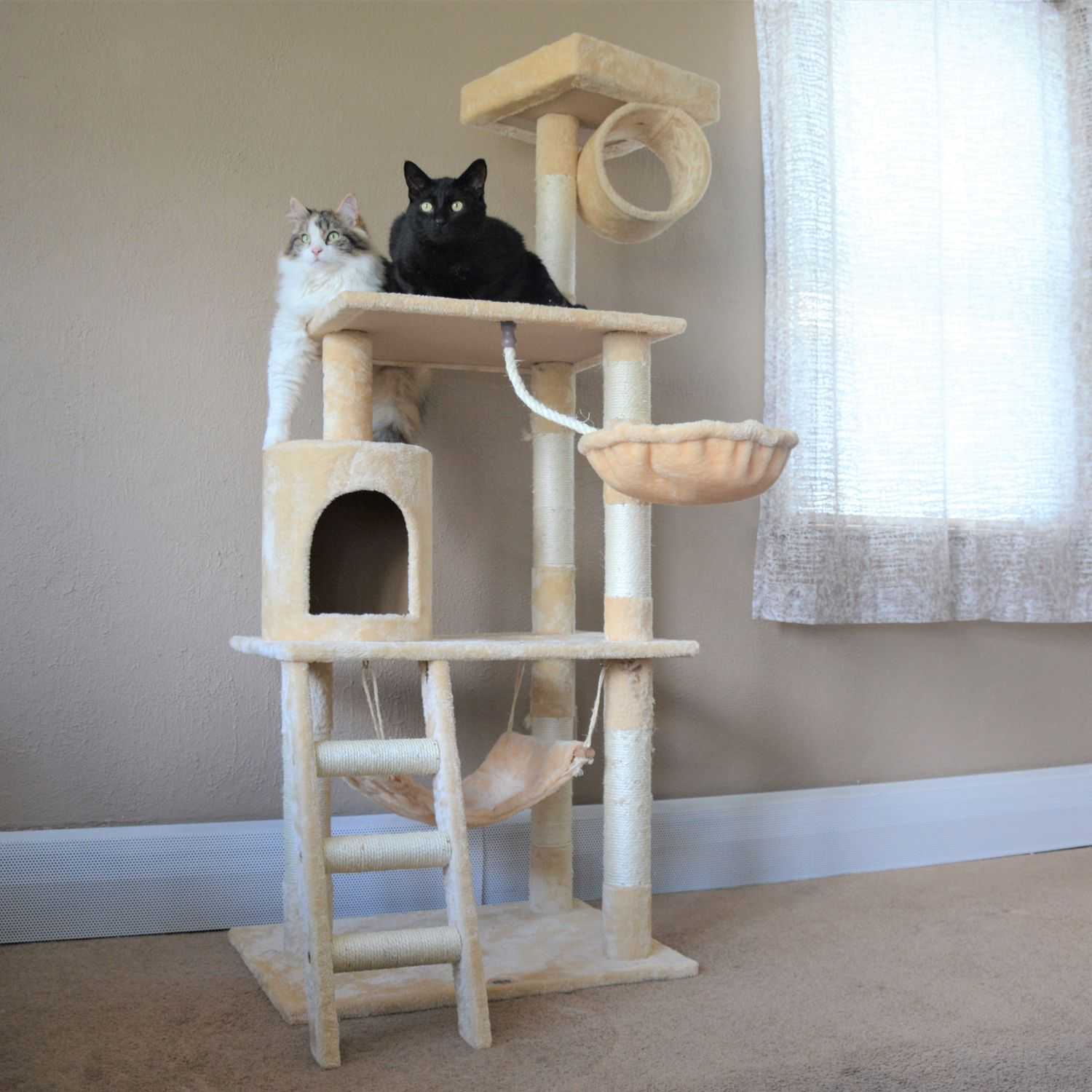 Go Pet Club Cat Tree Review Affordable And Cat Approved