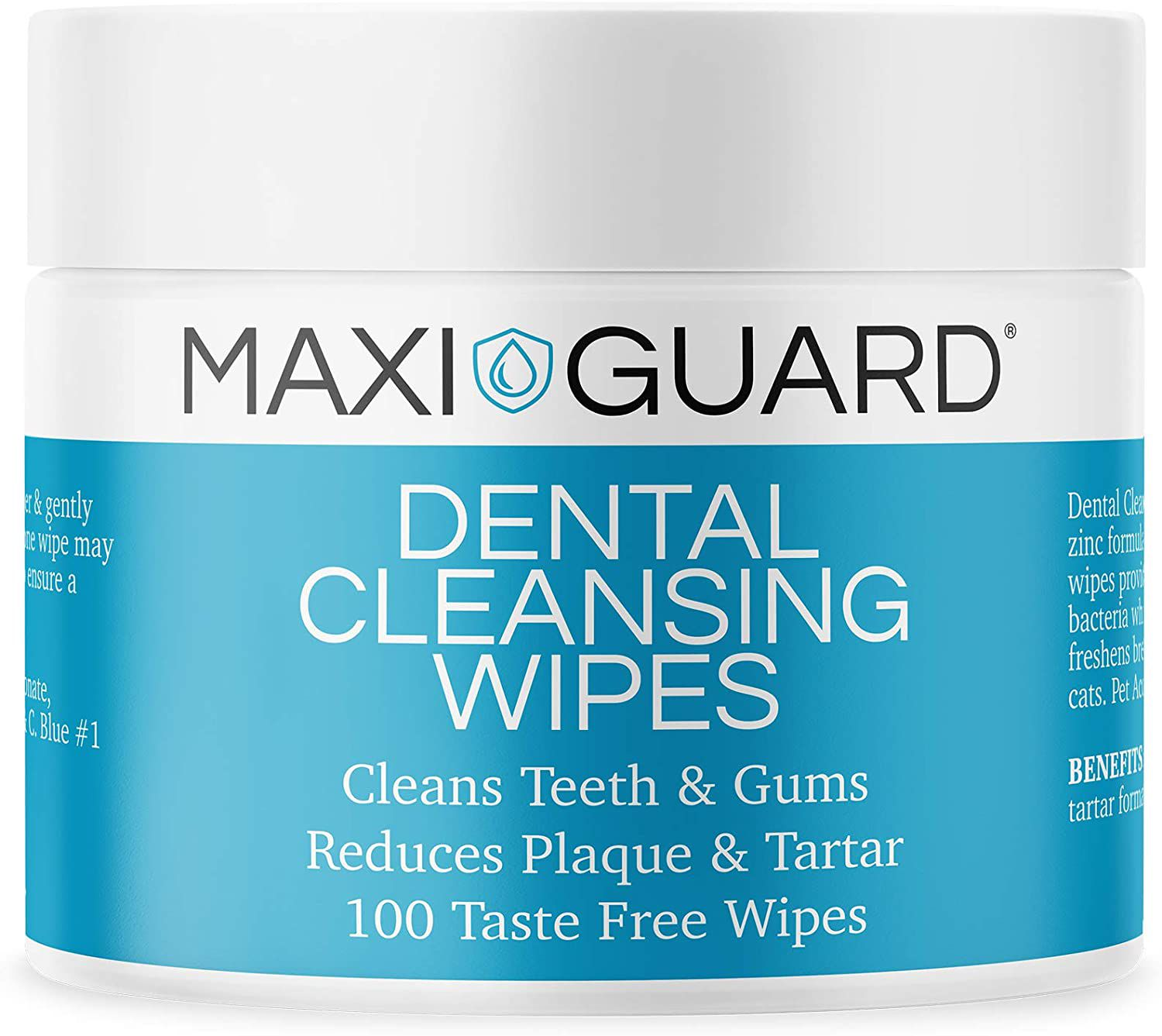 Maxi-Guard Dental Cleansing Wipes