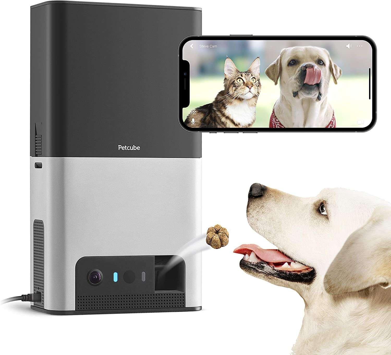 Petcube Petcube Bites 2 Wi-Fi Pet Camera with Treat Dispenser