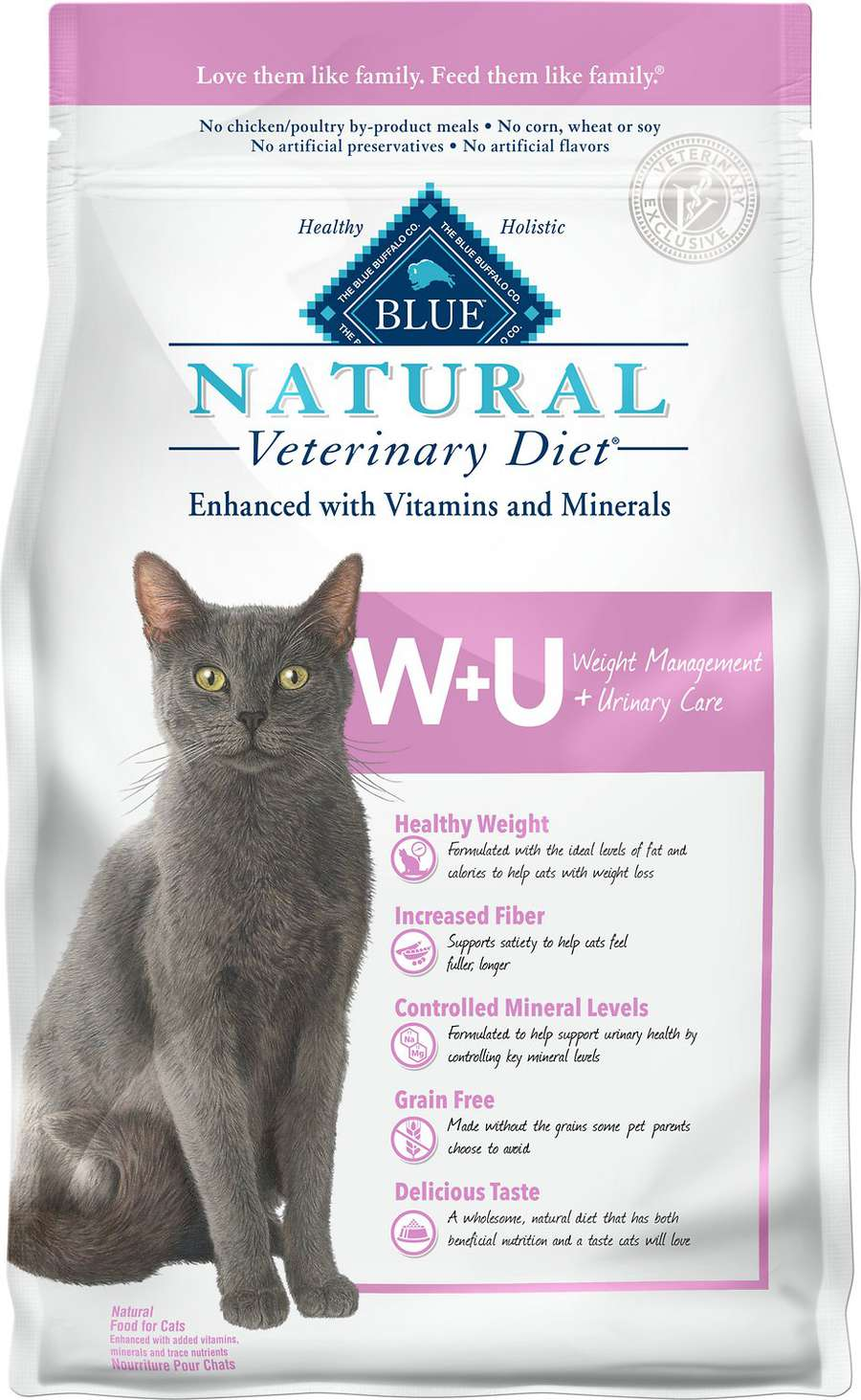 cat urinary crystals food