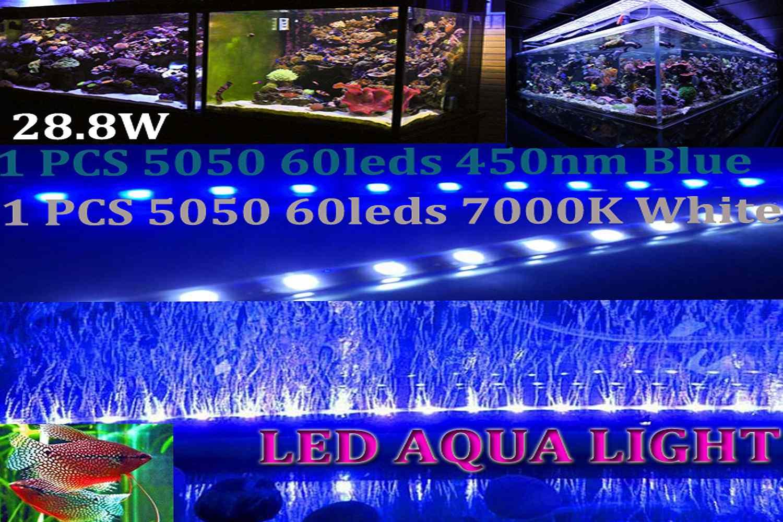 Aquarium Lighting Basics The Case For Led Fixtures Circuit Board Lightings Atvantage Of Lights Aquariums