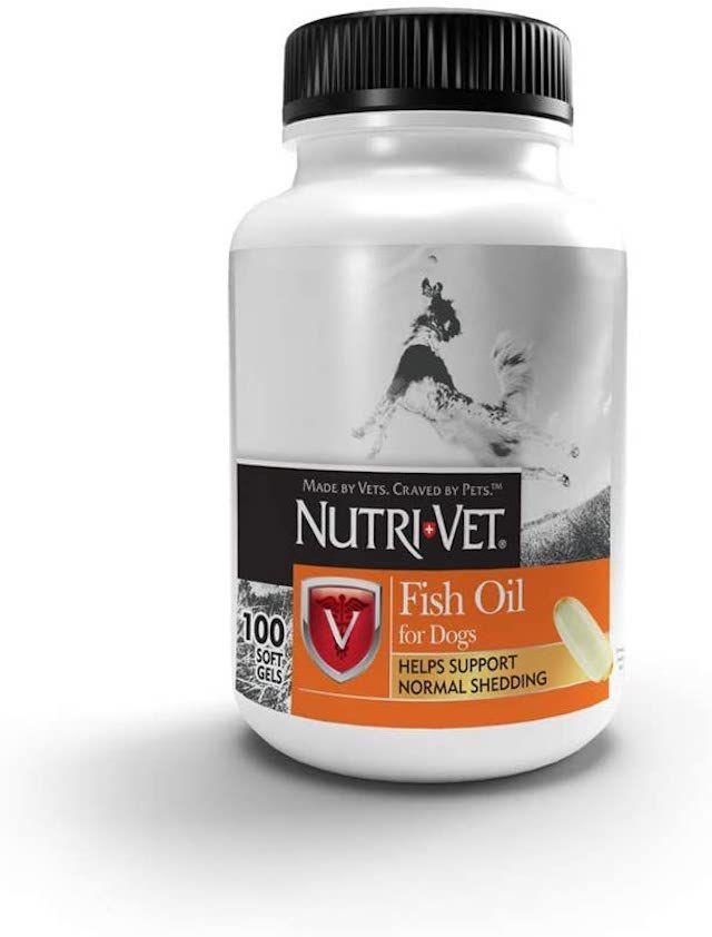 Nutri-Vet Fish Oil for Dogs