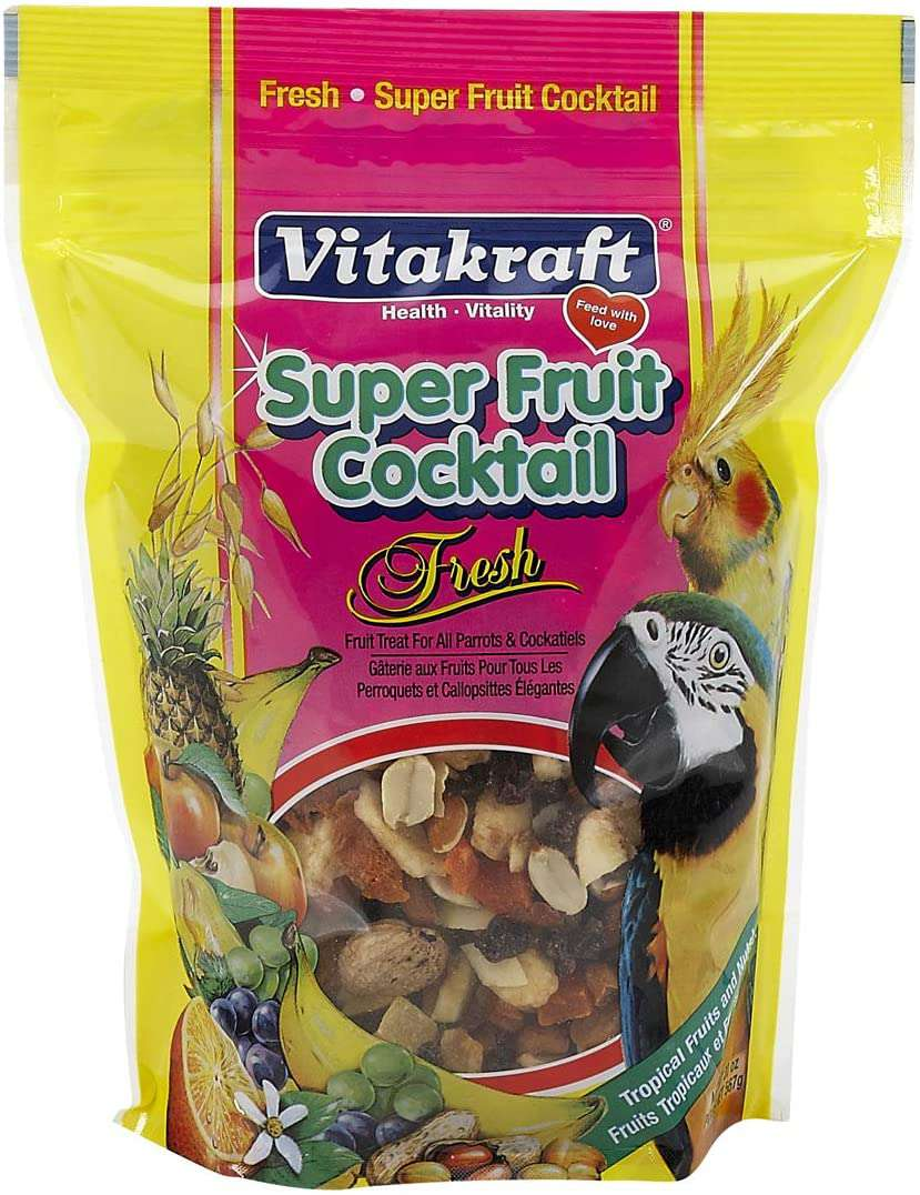 Vitakraft Fresh Super Fruit Cocktail Tropical Treat