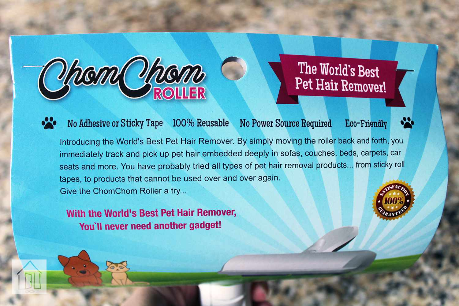 ChomChom Roller Review