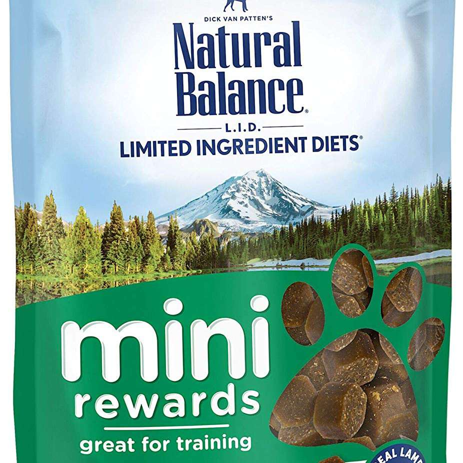 Natural Balance Mini-Rewards Dog Treats