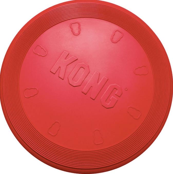 kong-dog-frisbee