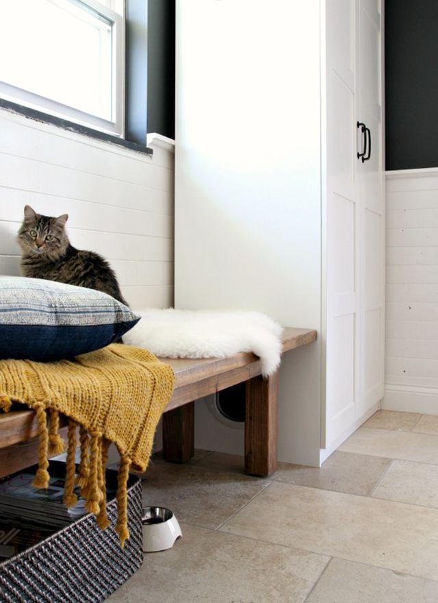 wardrobe cabinet hidden litter box