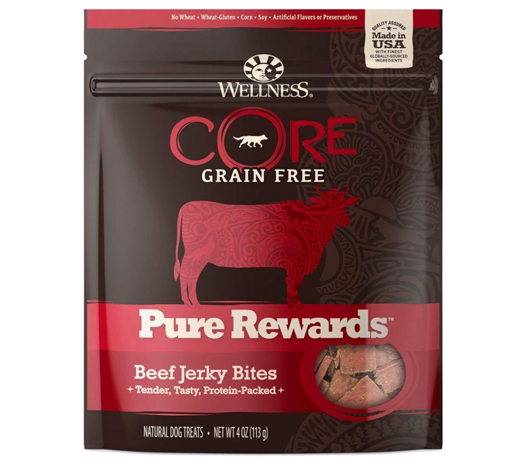 Wellness Core Jerky Bites