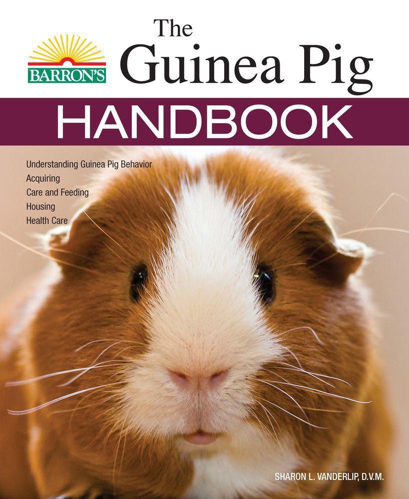 B.E.S. Pet Handbooks The Guinea Pig Handbook