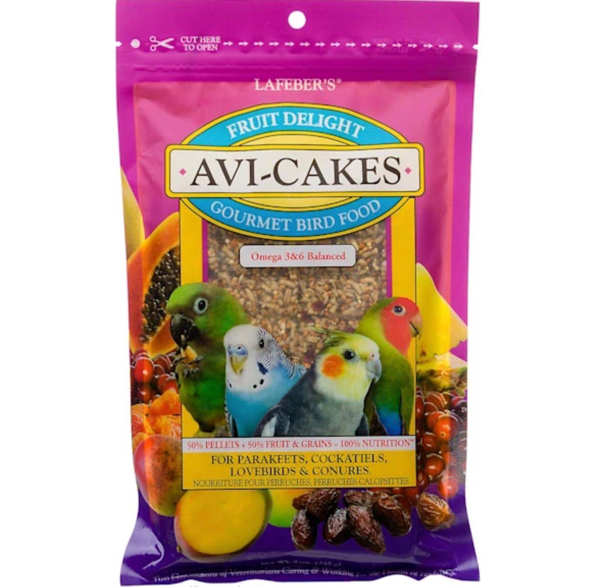 Lafeber's Fruit Delight Avi-Cakes