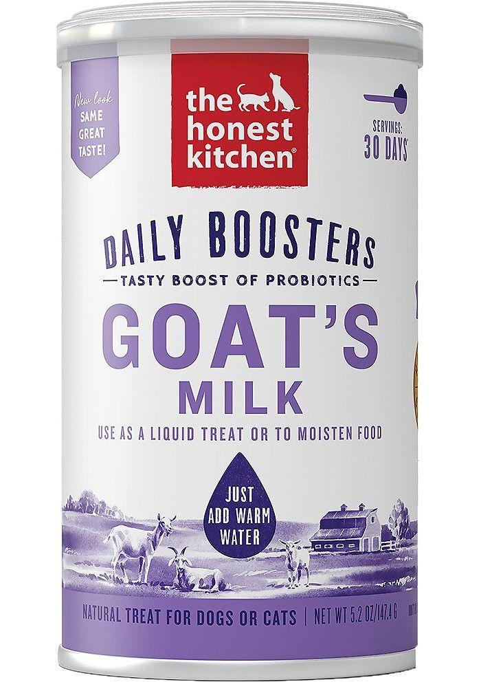 Honest Kitchen Pro Bloom Instant Goat's Milk Probiotics