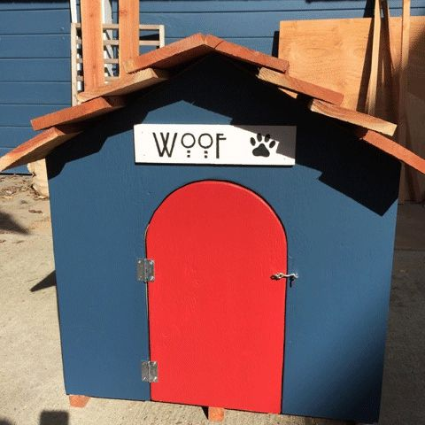 15 Free DIY Dog House Plans Anyone Can Build