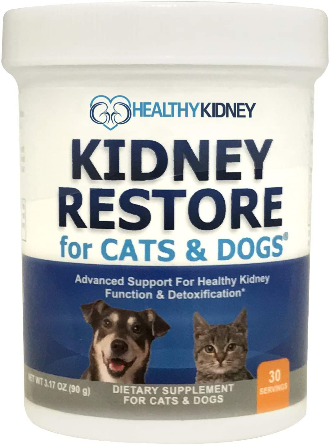 Healthy Kidney Inc. Kidney Restore For Cats & Dogs