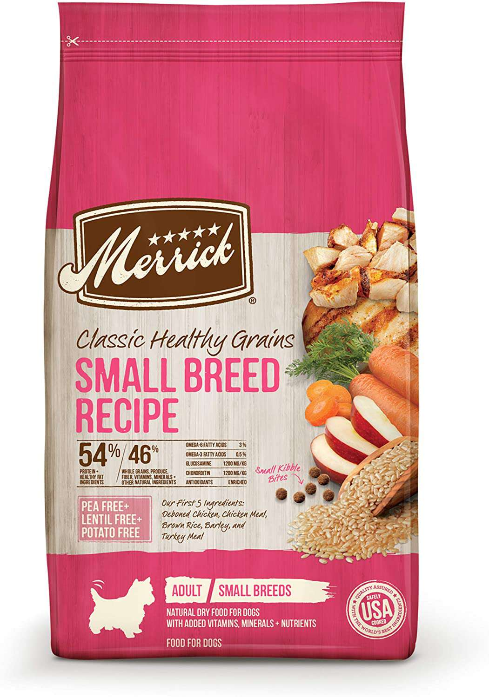 Merrick Healthy Grains Dry Dog Food