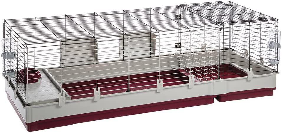 Krolik XXL Rabbit Cage w/Wire Extenstion