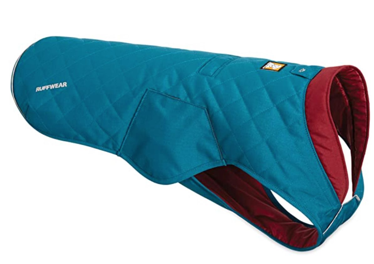 RUFFWEAR, Stumptown Insulated, Reflective Cold Weather Jacket for Dogs