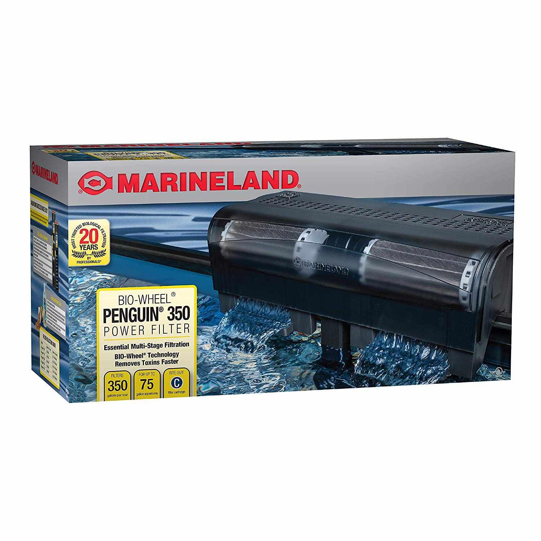 Marineland Penguin Power Filter w/ Multi-Stage Filtration