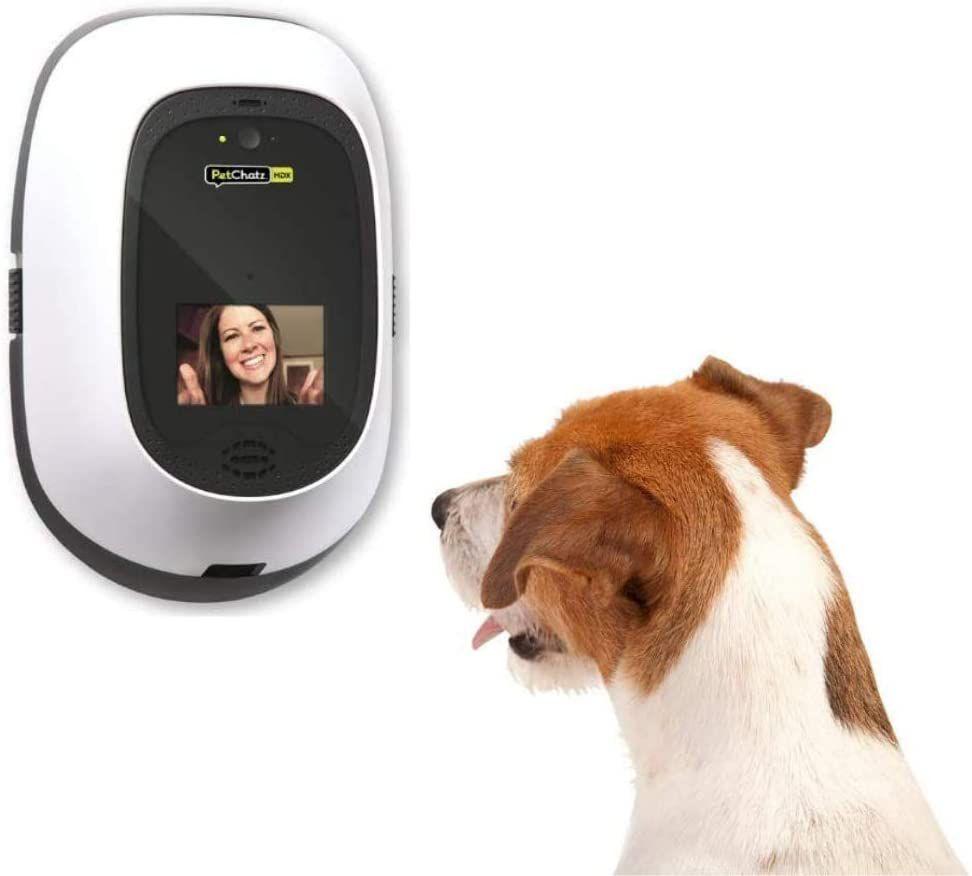 PetChatz 2-Way Audio & Video Pet Treat Camera