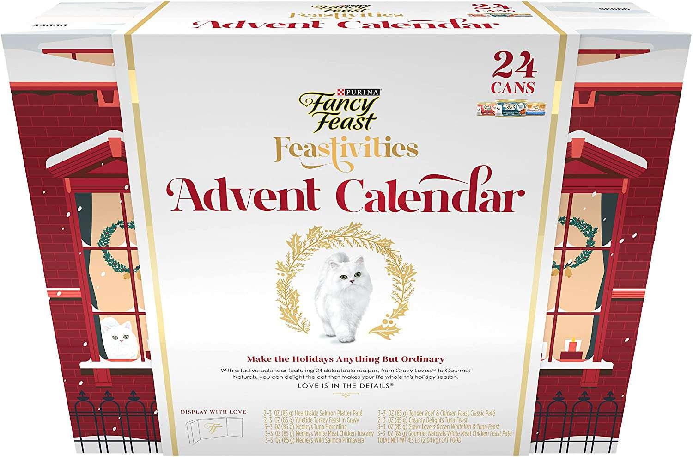 Purina Fancy Feastivities Advent Calendar
