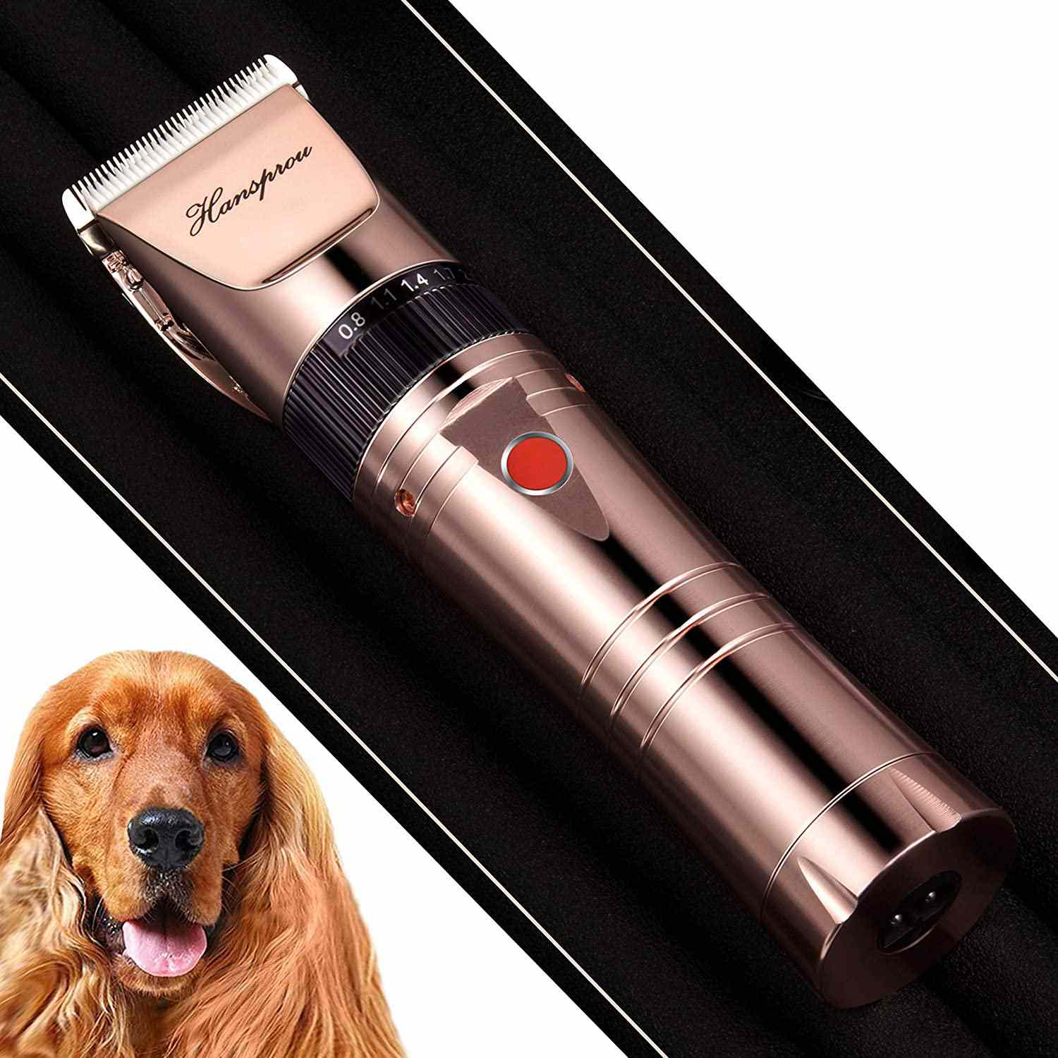 Hansprou High Power Dog Clippers