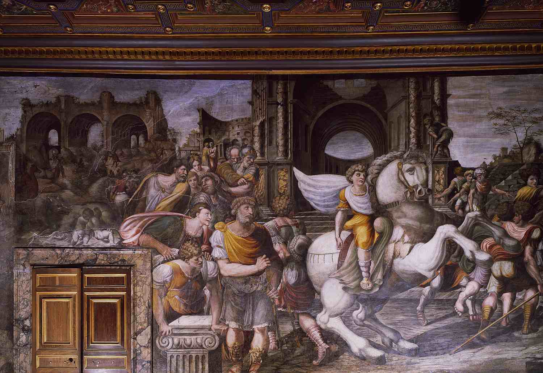 Famous Named Horses and Horse Types from Mythology