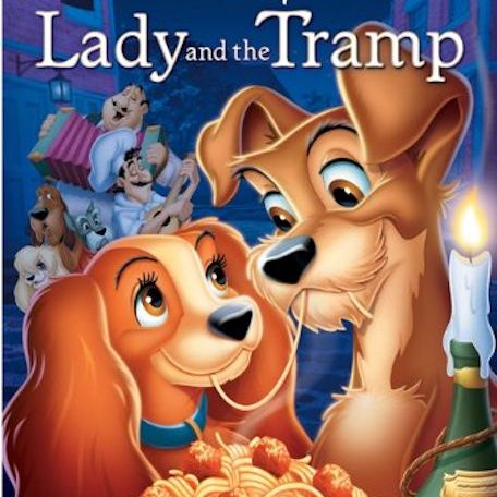 lady and the tramp disney movie