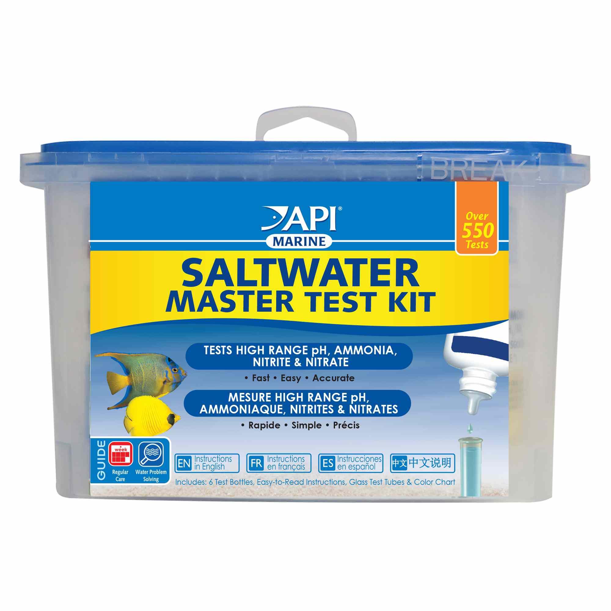API Master Test Kits