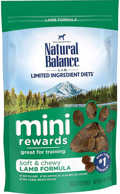 Natural Balance Mini-Rewards Dog Treats