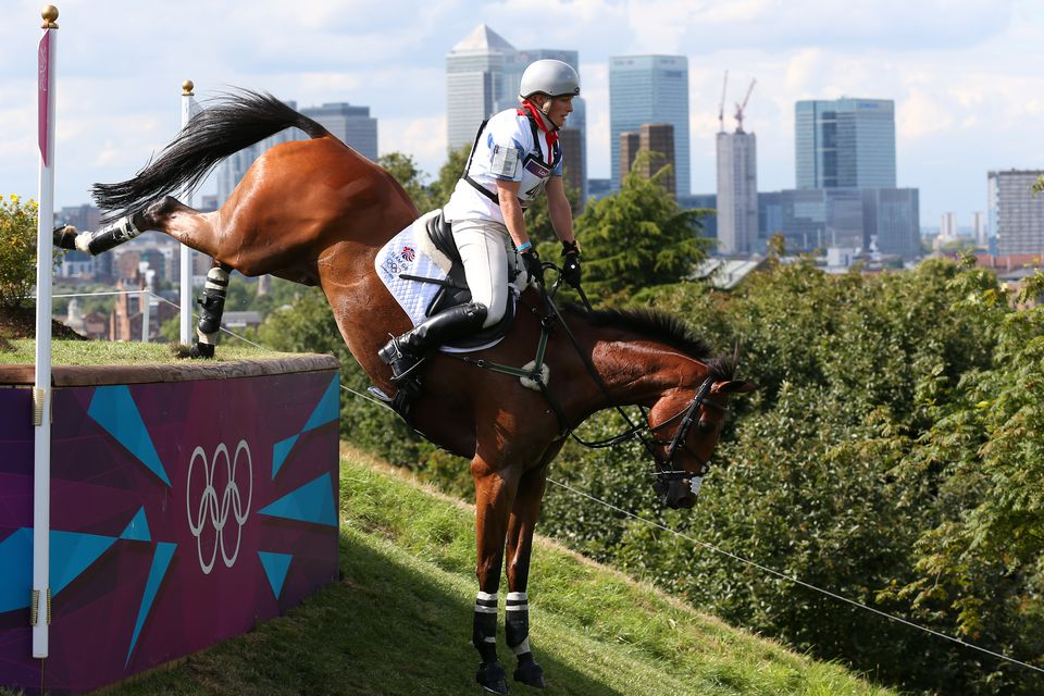 Olympics Day 3 - Equestrian