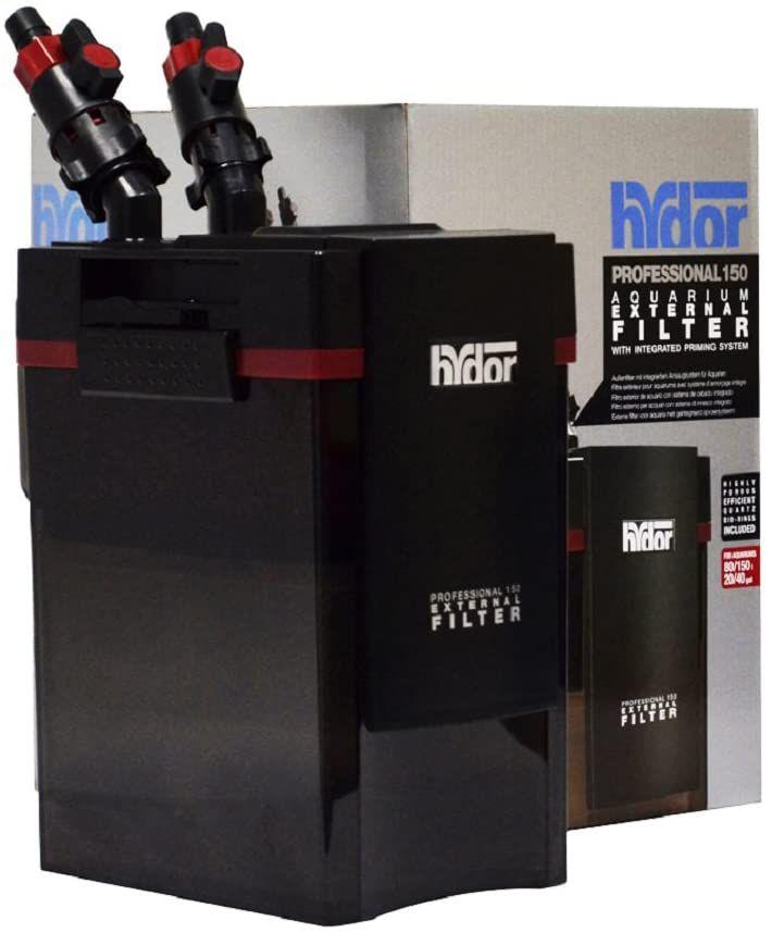 Hydor Professional External Canister Filter – Aquarium External Filter