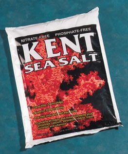 Saltwater Aquarium Sea Salt Mixes