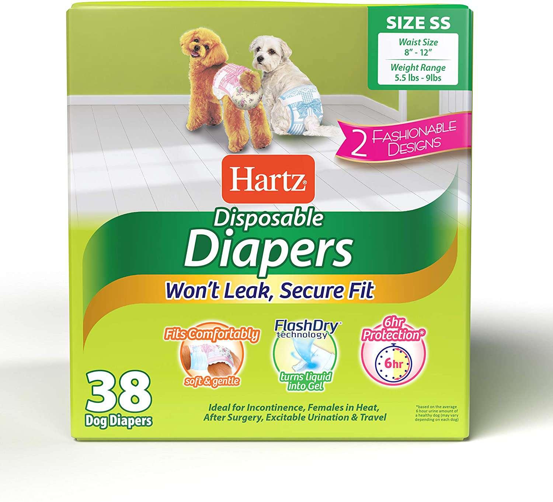 Hartz Disposable Dog Diapers