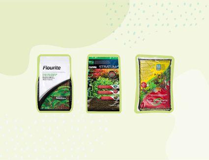 Aquarium Plants Substrates