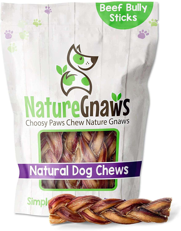 Nature Gnaws Natural Dog Chews