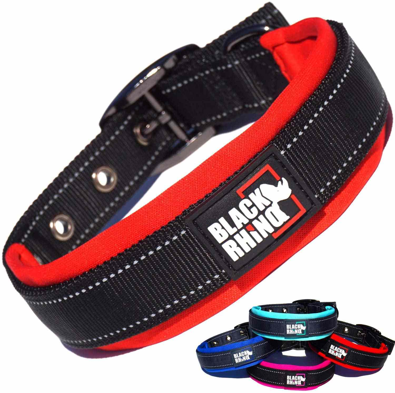 Black Rino Comfort Collar