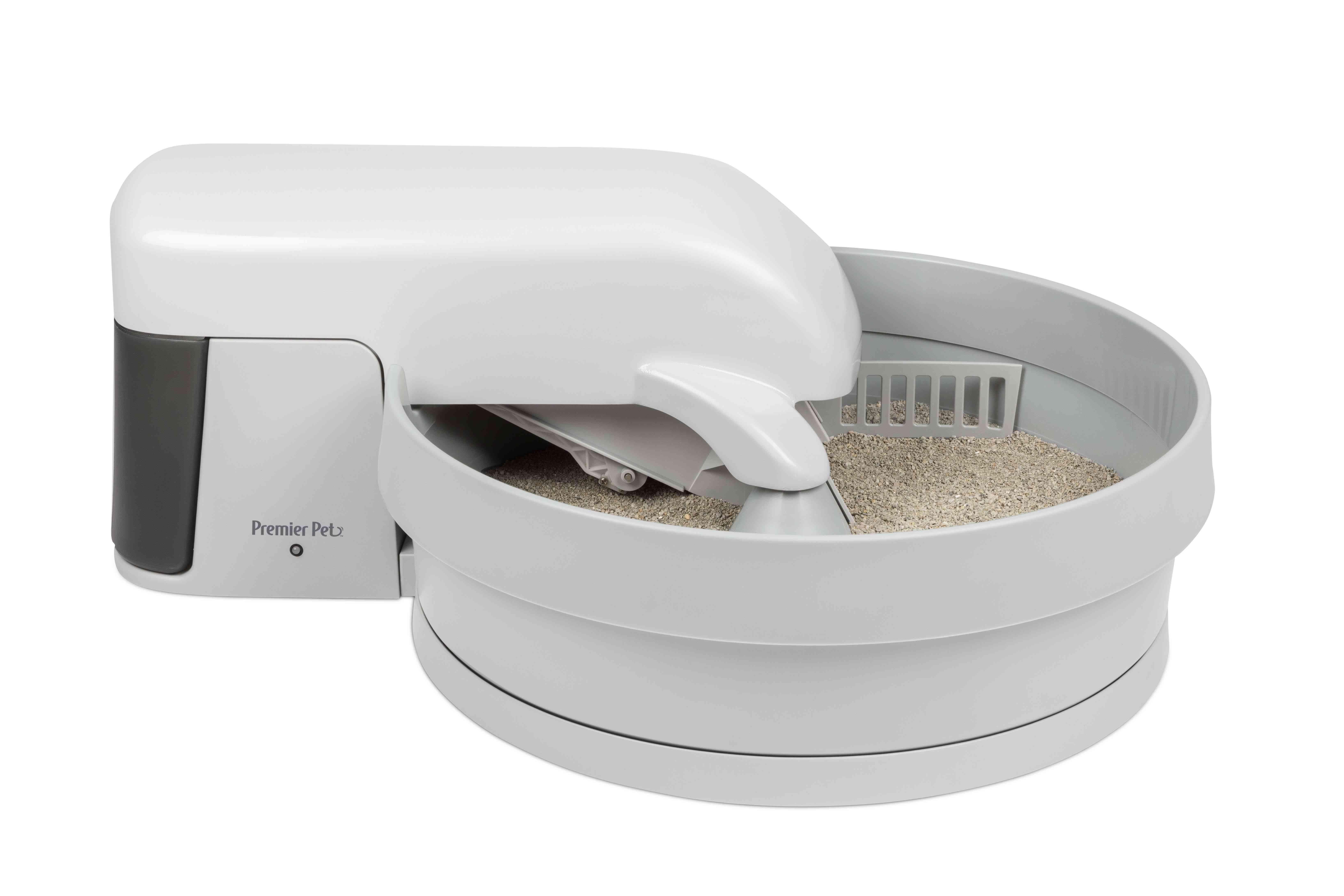 Premier Pet Auto-Clean Litter Box System