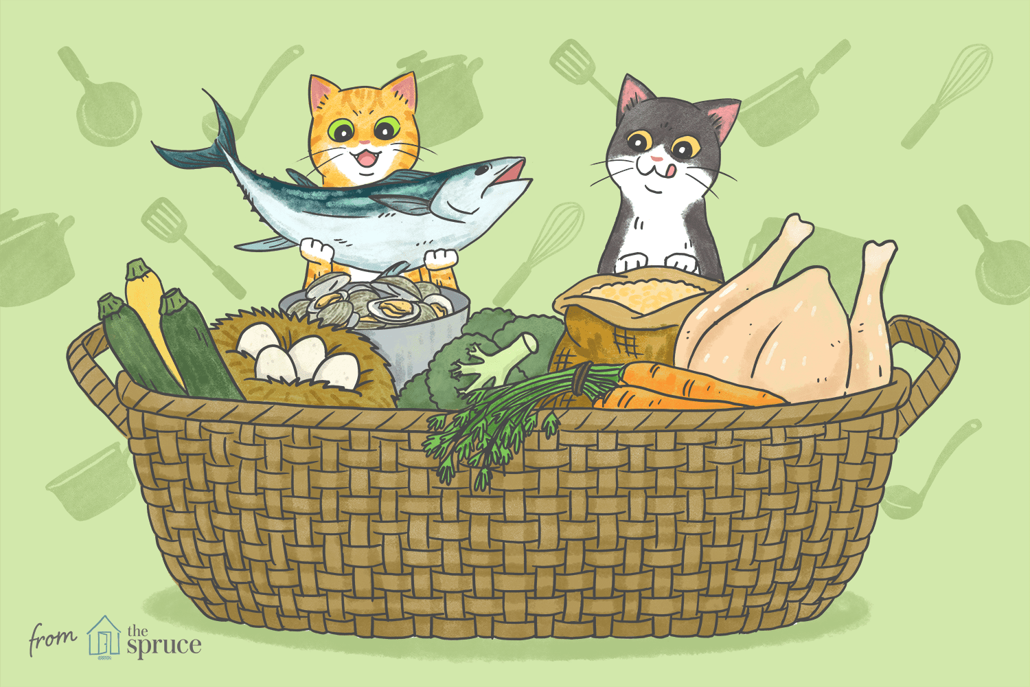Home-Prepared Food Recipes for Your Cat