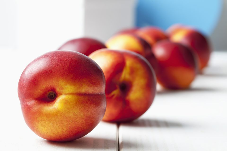 Fresh, Whole Nectarines