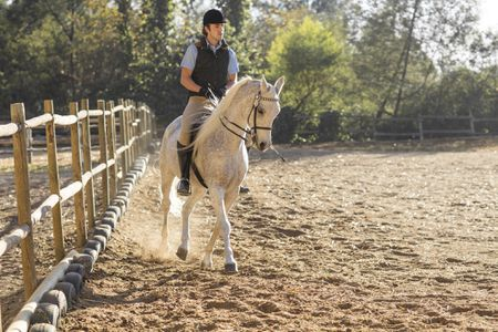 bc1de12898 How to Dress Comfortably and Safely for Horseback Riding