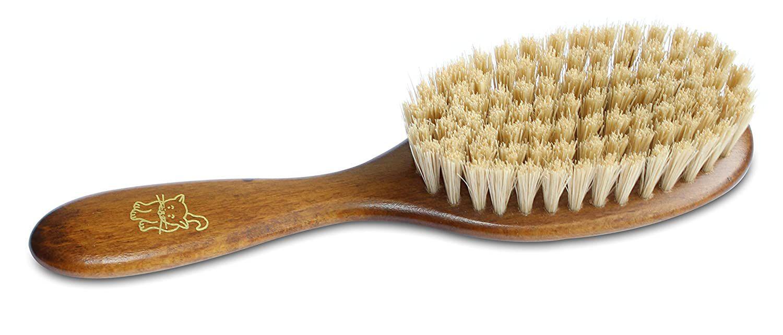 Mars Coat King Boar Bristle Cat Hair Brush